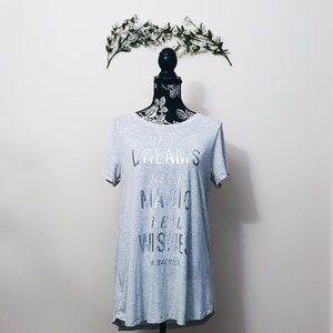 Aerie Gray Graphic T-shirt🌺